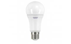 Лампа светодиодная GENERAL ECO A60 17W E27 4500K 1380Lm угол рассеивания 270°