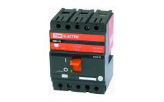 TDM Выключатель автоматический 3-пол. 160A 35кА ВА88-33
