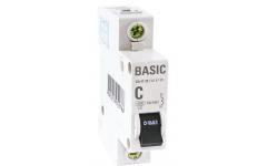 Автоматический выключатель ВА 47-29 1P 20А 4,5кА EKF Basic