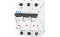 Автоматический выключатель PL4 3P 32А, тип C, 4.5кА, 3M Польша