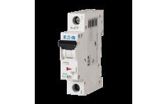 Автоматический выкл. мод. 1п C 16А PL4-C16/1 4.5кА EATON