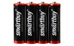 Батарейка солевая Smartbuy R6/4S (60/600) (SBBZ-2A04S)
