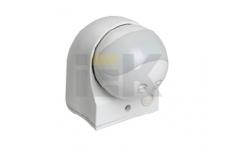 IEK Датчик движения ДД 010 черный, макс. нагрузка 1100Вт, уг 180град., дальность 10м, IP44,
