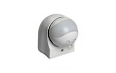 ИК-Датчик движ. 1100Вт (обзор=180гр./дальн.=10м) IP44 настен.-потол. бел. TDM