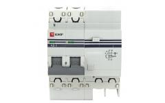 Дифференциальный автомат АД-2 32А/30мА электронный 4,5кА ЭКФ