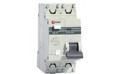 Дифференциальный автомат АД-32 50A/30мА 4,5кА 1Р+N EKF Proxima