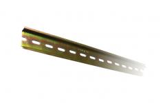 DIN-рейка перфорированная 75 мм  EKF PROxima