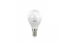 Лампа светодиодная GENERAL ECO Шар 7W E14 2700K 520Lm