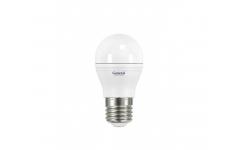 Лампа светодиодная GENERAL ECO Шар 8W E27 2700K 610Lm