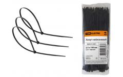 Стяжка кабельная (хомут) 100х2,5 мм (уп.=100шт) TDM