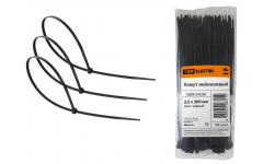 Стяжка кабельная (хомут) 2,5х200 мм (уп.=100шт) TDM