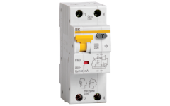 АВДТ 32 С 16-Автоматический выключатель диф.тока