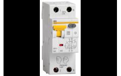 АВДТ 32 С  6-Автоматический выключатель диф.тока