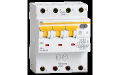 АВДТ 34 С25 30мА-Автоматический выключатель диф.тока