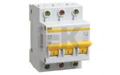 IEK Дифференциальный автоматический выключатель АД12М 2Р С25 30мА