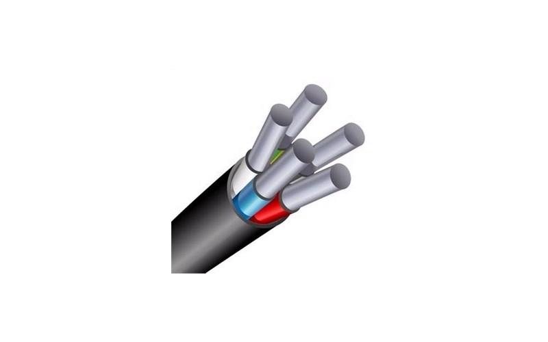 кабель АВВГ 5х6,0-0,66