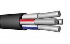 кабель АВВГ 4х16,0-0,66