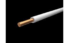 Провод ПуВ 1х0,5 цвет в ассотименте(бел, черн, красн, желт, жел\зел)
