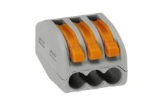 Соединительная клемма СК-413 (2,5мм2) (5 шт/упак) TDM