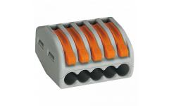 Соединительная клемма СК-415 (2,5мм2) (5 шт/упак) TDM