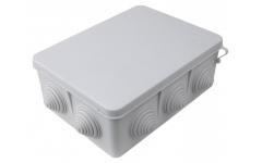 КР2607 коробка разветвительная  с гермовводами
