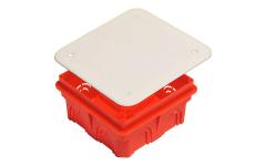 КР1101 коробка разветвительная для  сплошной стены