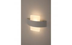 WL7 WH+WH Светильник ЭРА Декоративная подсветка светодиодная 6Вт IP 20 белый