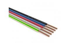 Провод ПВ-3 0,75 цвет в ассортименте