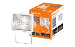 Прожектор ИО150 галогенный белый IP54 TDM