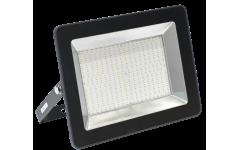 Прожектор СДО 06-150 светодиодный черный IP65 6500 K IEK