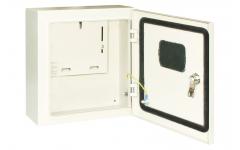 ЩУ 1ф/1-0-3 IP66 (310х300х150) корпус металлический  TDM