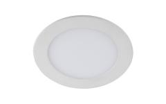 LED 1-12-4K Светильник ЭРА светодиодный круглый LED 12W 220V 4000K