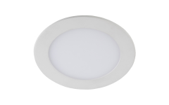 LED 1-12-6K Светильник ЭРА светодиодный круглый LED 12W 220V 6500K
