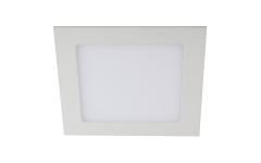 LED 2-18-4K Светильник ЭРА светодиодный квадратный LED 18W 220V 4000K
