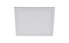 LED 6-12-4K Светильник ЭРА светодиодный квадратный NEW 12W 4000K d145