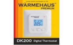 Терморегулятор WARMEHAUS DK 300, шт, Германия