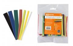 Трубка термоусадочная 1м (2:1) разноцветная -55-105°C TDM ELECTRIC