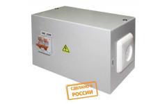 Малый распред. щит сталь 1P главного выключ-ля с выходной розеткой с защитой от перенапряжения ip31 TDM ELECTRIC _