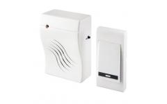 Звонок - TDM ELECTRIC _ 220-230В AC пластик беспроводной